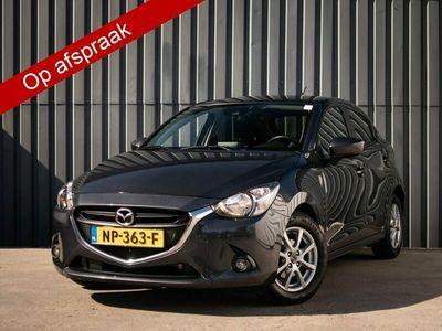 tweedehands Mazda 2 1.5 Skyactiv-G, GT-M Line, Navigatie, Airco, Cruise-Control, 2de-eigenaar, Keurig-Onderhouden, NL-Auto
