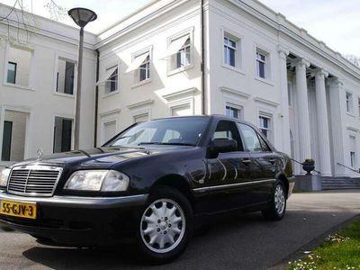 tweedehands Mercedes C280 V6 AUT, LEDER, 68.000 KM!! UNIEK