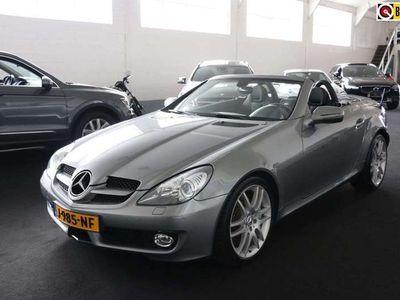 tweedehands Mercedes 350 SLK Face Lift Roadster3.5 V6 305Pk Aut 7G-TRONIC