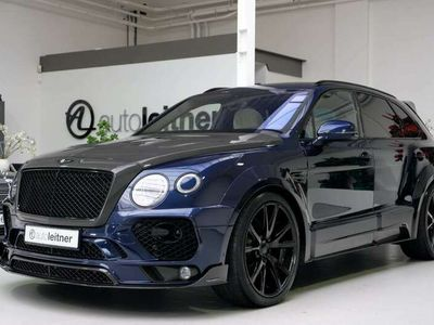 tweedehands Bentley Bentayga 6.0 W12 Mulliner Mansory 26.000 km