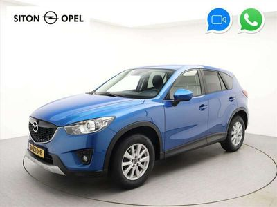 tweedehands Mazda CX-5 2.0 SKYACTIV-G 165pk 2WD TS+ Lease Pack