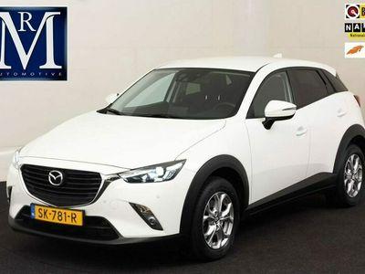 tweedehands Mazda CX-3 2.0 SkyActiv-G 120 SkyLease GT | LOCKDOWN ONLINE OPRUIMING | AUTOMAAT | STOELVERWARMING | NAVIGATIE |