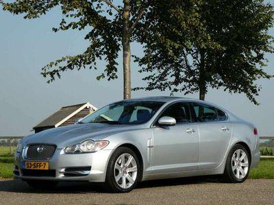 tweedehands Jaguar XF 3.0D V6 Premium Luxury * Navi * Leder * Automaat *