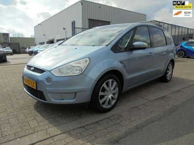 tweedehands Ford S-MAX 2.0-16V, NAP, Airco, Nette auto