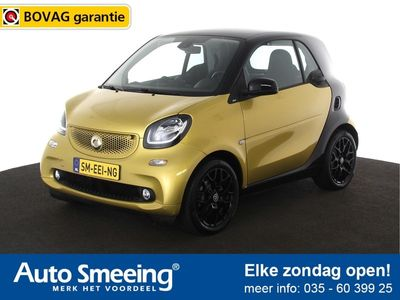 tweedehands Smart ForTwo Coupé 1.0 Turbo Prime Automaat