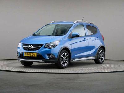 tweedehands Opel Karl 1.0 ROCKS online Editon – 2017 € 10.900