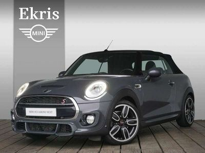 tweedehands Mini Cooper S Cabriolet aut. JCW Trim + Serious Business
