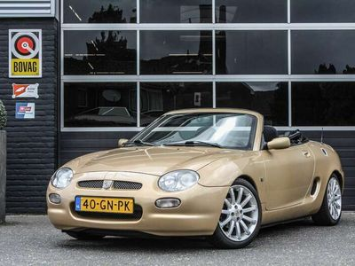 tweedehands MG F 1.8i CABRIO, NL AUTO, Gold Edition