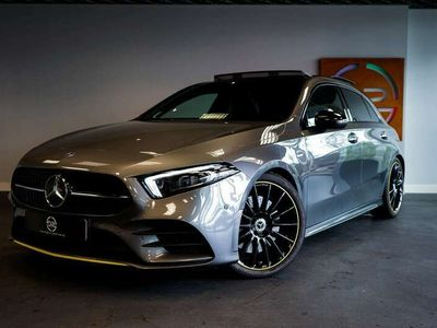 tweedehands Mercedes A250 4MATIC Edition 1 AMG 225 PK | Panorama | Burmester