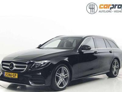 tweedehands Mercedes E250 Estate AMG Styling Adaptive Cruise Wide Screen 360