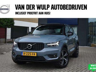 tweedehands Volvo XC40 T3 163pk AUT. R-Design | Panorama | Scandinavian
