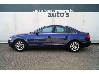 tweedehands Audi A4 2.0 TDI 136pk Business Edition -XENON-NAVI-