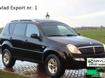 tweedehands Ssangyong Rexton MARGE RX 270 Xdi 2005 AIRCO