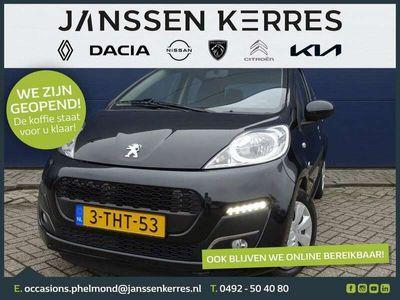 tweedehands Peugeot 107 1.0 Envy 5-drs AIRCO/BLUETOOTH/RADIO/LED DAGRIJVER
