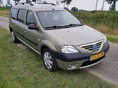 tweedehands Dacia Logan MCV 1.6 Lauréate
