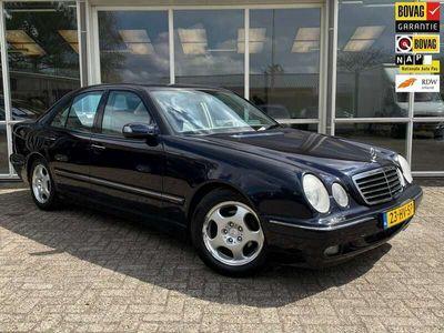 tweedehands Mercedes E240 Avantgarde SΈlectric