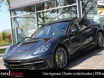 tweedehands Porsche Panamera 2.9 4 E-Hybrid PANO/SPORT UITLAAT NL-AUTO