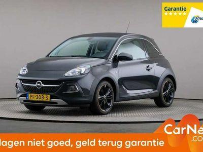 tweedehands Opel Adam 1.0 Turbo Rocks, Canvasdak Leder