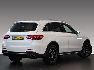 tweedehands Mercedes 250 GLC-Klasse4MATIC AUT/ AMG/ Premium Plus/ Elek. Trekhaak/..