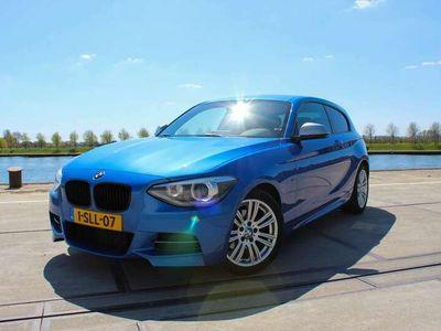 tweedehands BMW 125 d High Executive M-Sport [ SPORTSTOELEN+PRONAVI+ ]