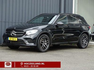 "tweedehands Mercedes 250 GLC-KLASSE4MATIC Premium Plus AMG Line | 19"""