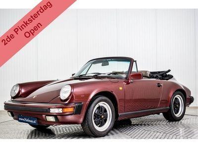 tweedehands Porsche 911 3.2 Cabrio