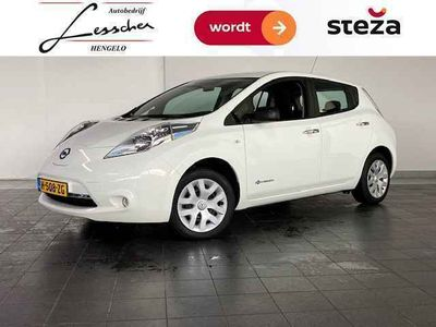 tweedehands Nissan Leaf Έlectric 24kW Visia | Climate control | Keyless entry
