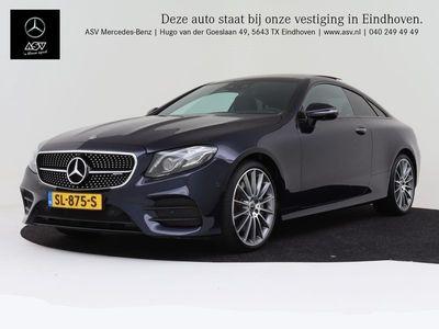 tweedehands Mercedes 300 E-KLASSE CoupéAMG-Line Panoramadak, Edition 1, Burmester Soundsysteem, Headup display Automaat, Designo interieur