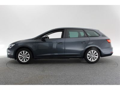 tweedehands Seat Leon ST ST 1.5 TGI 130 PK Style Business Intense CLIMA / FULL LED / NAVI / CRUISE / PDC / CAMERA