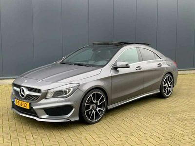 tweedehands Mercedes CLA220 CDI Edition 1 AMG Line Panorama