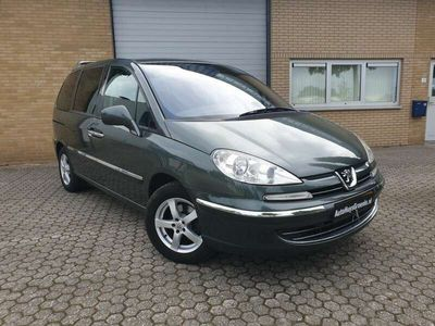 tweedehands Peugeot 807 2.0 HDiF Blue Lease Dealer onderhouden 7 pers Nap
