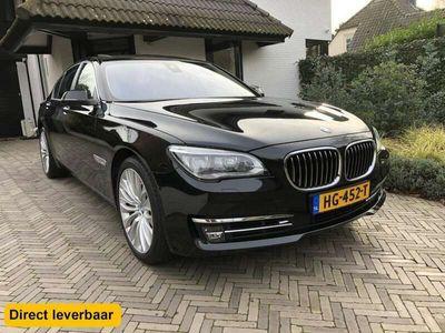 tweedehands BMW 740 740 d xDrive High Executive Head-Up Org. Nederlands
