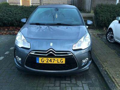 tweedehands Citroën DS3 1.6 So Chic in Black