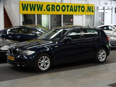 tweedehands BMW 120 120 i Business Line Airco, Cruise Control, Navigati