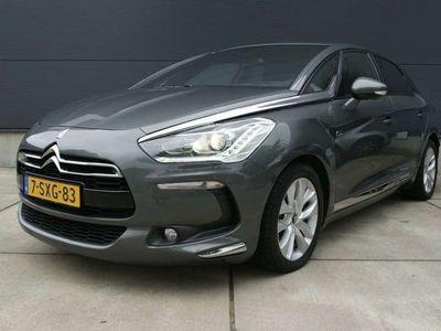 tweedehands Citroën DS5 2.0 Hybrid4 AUT Business 3D NAVI, XENON/LED, NL AU