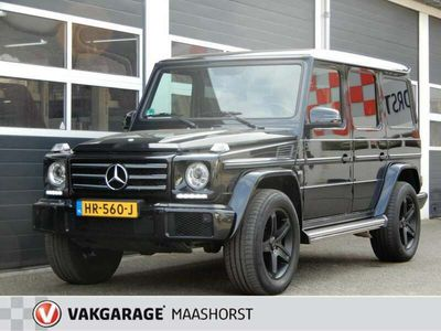 tweedehands Mercedes G500 St.Wagon BTW/PDC/Facelift Model/CruiseControl/Airc
