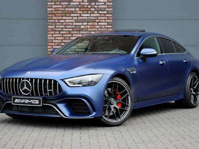 tweedehands Mercedes AMG GT 4-Door Coupe 63 4-MATIC+ Premium Plus Aut9, Luchtv