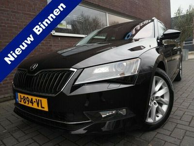 tweedehands Skoda Superb Combi 1.5 TSI DSG 150PK Style Business Xenon Navi