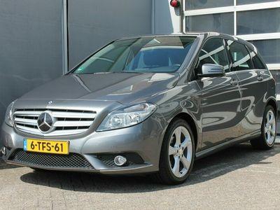 tweedehands Mercedes B180 Automaat/Navi/Pts/Cruise/Airco/Chroompak/17 inch