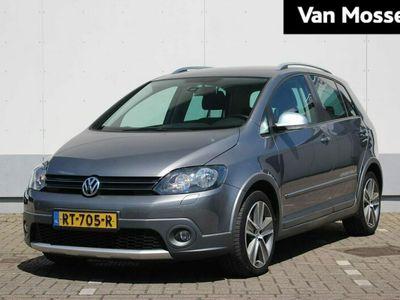 tweedehands VW Golf 1.4 TSi 122Pk Cross | Navigatie | Climate & Cruise Control | Parkeersensoren Voor & Achter | Airco | Stoelverwarming