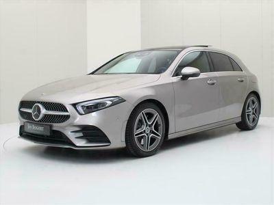 tweedehands Mercedes A250 A-Klasse224pk 7G-DCT AMG Line Premium Plus [ DISTRONIC+SFEERVERLICHTING+360.CAMERA
