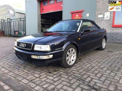 tweedehands Audi Cabriolet 1.8 5V