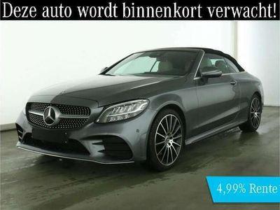 tweedehands Mercedes C180 Cabriolet Premium Pack   Dodehoekassistent   Digit