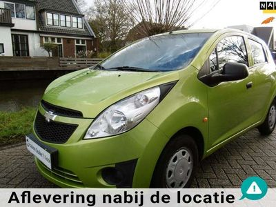 tweedehands Chevrolet Spark 1.0 16V LS Bi-Fuel LPG 30 Euro per maand Airco 2e eig