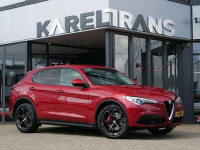 tweedehands Alfa Romeo Stelvio 2.0 T AWD Super | NL auto | adapt cruise | harman&