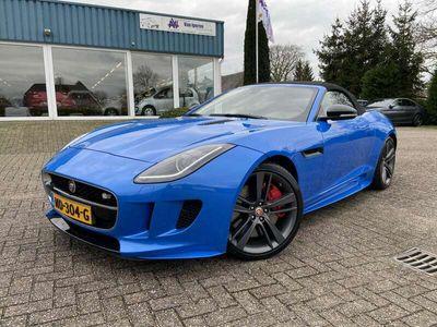 tweedehands Jaguar F-Type 3.0 V6 S Convertible British Design Edition Origineel Nederlandse auto!!!!