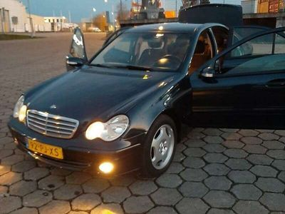 tweedehands Mercedes C200 Kompressor Classic