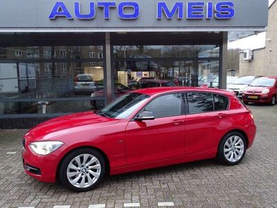 tweedehands BMW 118 118 I BUSINESS EINDEJAAR PRIJS MOGELIJK EN OOK BRE