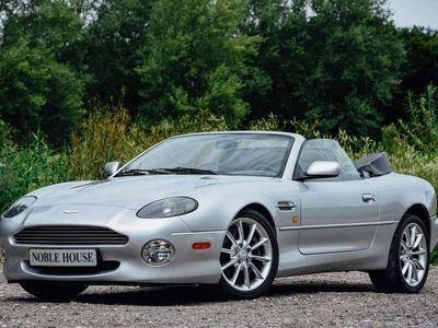 tweedehands Aston Martin DB7 Vantage Volante