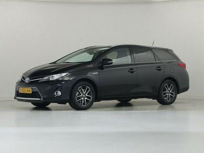 tweedehands Toyota Auris 1.8 Hybrid Touring Sports Lease